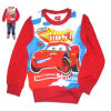 卸し売りFactory Directly Hot Salling Kids Cartoon Cars SpringおよびAutumn Long Sleeve Shirt、Children Jacket