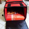 Bolso que se calienta del alimento de la pizza para el uso del recorrido en coche y hogar