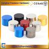 Máquinas de usinagem CNC de alta qualidade Fresadora de tabaco CNC Moedor de ervas de alumínio anodizado