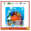 Crayon de banho com borracha de esponja