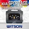 KIA Sportage (2010-2012년)를 위한 GPS를 가진 Witson Car Radio (W2-C074)