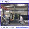Sn de HDPE de drenaje tubo ondulado de doble pared del tubo de HDPE