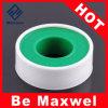 絶縁体の防水テフロンテープ、PTFEの糸のシールテープ、テフロンテープ