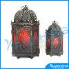 Marruecos metal LED Linterna de estilo barato