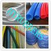 Flexible en PVC flexible tressé de pulvérisation, PVC flexible en spirale, PVC flexible d'aspiration