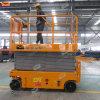 Plate-forme mobile hydraulique de portance de ciseaux