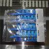 Tipo rotatorio por completo empaquetadora automática del flujo de la lámina que afeita