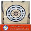 Medallón de mármol del mármol del patrón del mármol del mosaico (DES-MDL011)