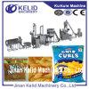 O novo tipo petiscos de Kurkure faz a máquina