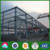 Edificio del marco de acero pintado/de la estructura de acero (XGZ-SSW 122)