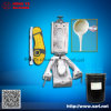 Raumtemperatur Vulcanized Silicone Rubber für Shoe Molds
