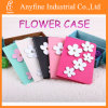 中国製iPad (AF409)のためのHot Sale Highquality Flower Picture Tablet Case