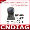 Alta calidad principal de la cortadora del clave de la serie del CNC de Ikeycutter del cortador dominante auto original del cóndor Xc-007