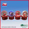 Глобус воды снежка Дед Мороз рождества в украшении дома смолаы