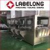 3heads maquinaria de relleno del agua potable de 5 galones/instalación/equipo