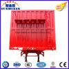 40-70 Toneladas fuerte Cargo Van Caja Tipo de Remolque