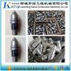 Herramientas de corte de vástago redondo de perforación de roca 3050