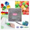 Proceso de cloruro de dióxido de titanio rutilo/TiO2 el 94% para el PVC Masterbatch