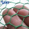 Rete metallica esagonale del PVC e del pollo rivestita