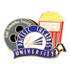 Personnalisé 1,25 pouces Enamel Badges métal pour la publicité