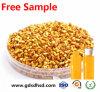 El plástico reciclado granula el color amarillo Masterbatch de HDPE/LDPE/LLDPE