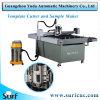 Автомат для резки шаблона CNC кожаный продуктов автоматический