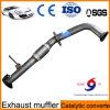 Tubo flessibile dello scarico dell'automobile con i generi di materiale dalla fabbrica della Cina
