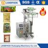 Empaquetadora automática llena vertical del polvo de la azúcar de savia de palmera