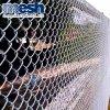 O elo da corrente de diamante cerca para jardim Parque infantil