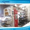 セリウムの自動6カラーフレキソ印刷PE/PP袋の印字機