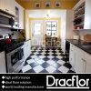 Домашняя оформлением черного и белого плитками на полу (P-7223)