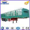 semirimorchio del carico della rete fissa del palo del carico utile 40tons per trasporto