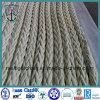Liegeplatz-Seil der BV-anerkanntes Marine-UHMWPE