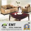 Sofá acogedor y cómodo de la sala de estar de los muebles del hotel fijado (EMT-SF10)