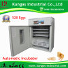 Incubateur bon marché d'oeufs pour l'incubateur automatique Kp-8 d'oeufs de 528 oeufs