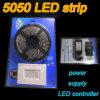 Insieme impermeabile della striscia LED di natale della striscia flessibile IP65 5m RGB LED del regalo DC12V