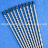 Électrode de tungstène de lanthane pour la soudure de TIG
