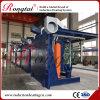 Machine de fréquence moyenne de fonderie de fonte de boîtier en acier de 3 tonnes