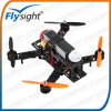 Af202 Flysight F250 rápido Fpv que compite con el abejón de Quadcopter combinado hace su mosca más feliz