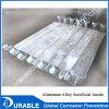 Ánodo de sacrificio de aleación de aluminio