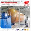 Gemaakt in Tank van de Opslag van de Olie van de Laag van China de Dubbele