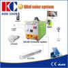 Портативный источник питания солнечной системы контроллера 20W /40W