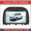 Lecteur DVD spécial de Car pour Encore Opel Mokka avec le GPS, Bluetooth (CY-8725)