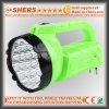 Linterna recargable de 19 LED con la luz del vector de SMD LED (SH-1953)