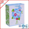 Cadeau de fleur des sacs en papier coloré de sacs de magasinage de cadeaux