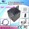 4 Port GSM Modem Designed для Bulk SMS Advertisement