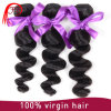 7A 100%년 Virgin 브라질 Unprocessed Hair Loose Wave Hair