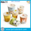 8oz Cups Lovely Gift Different Animal Printing Mug Set
