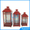 Well esterno Colored Metal Lantern con Hot Selling