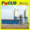 Planta de tratamento por lotes concreta da eficiência elevada, planta de mistura concreta da correia 60m3/H